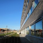 Fasaden på Mark Miljö Vatten